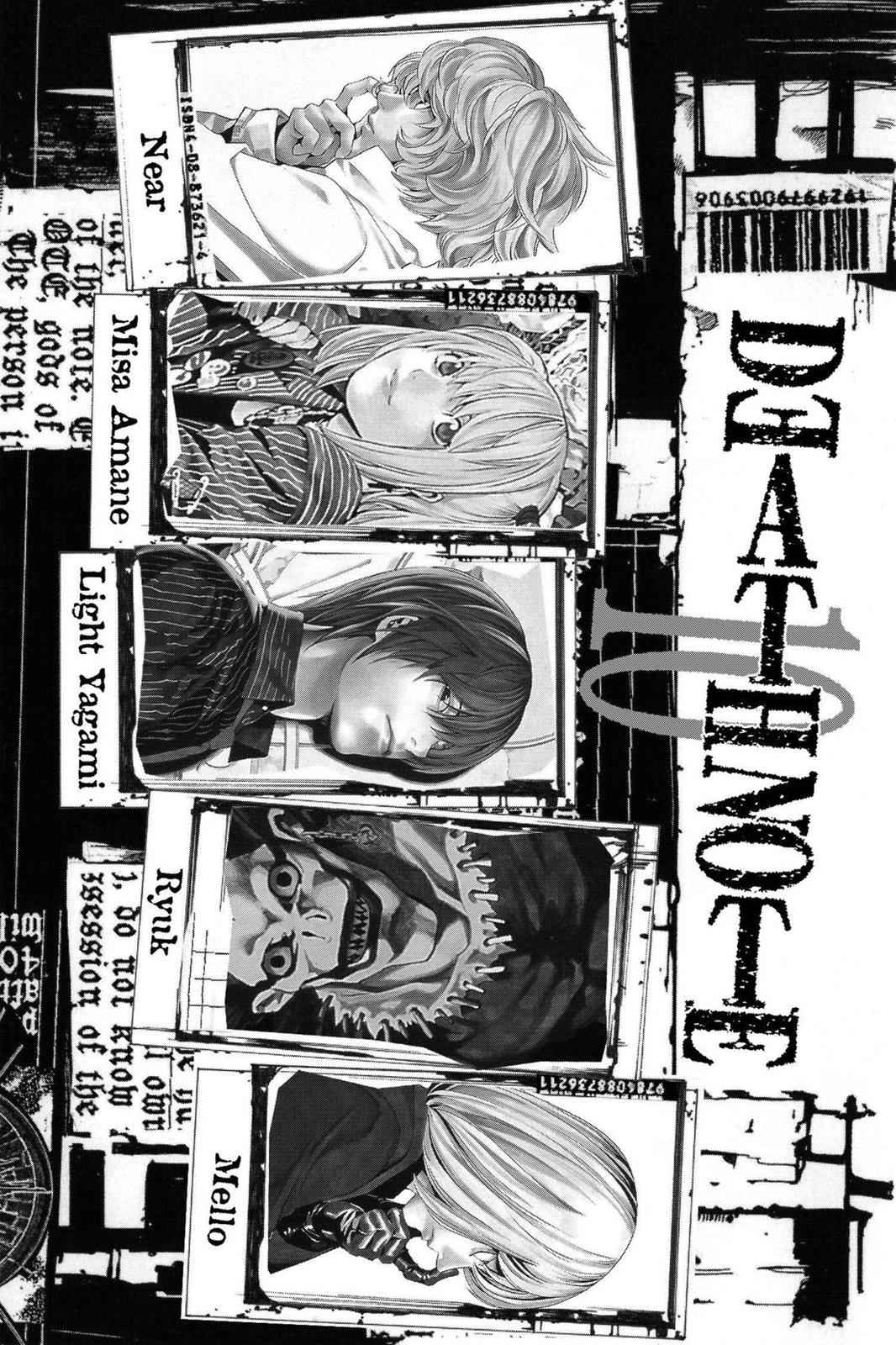 Death Note Chapter 80 Page 5