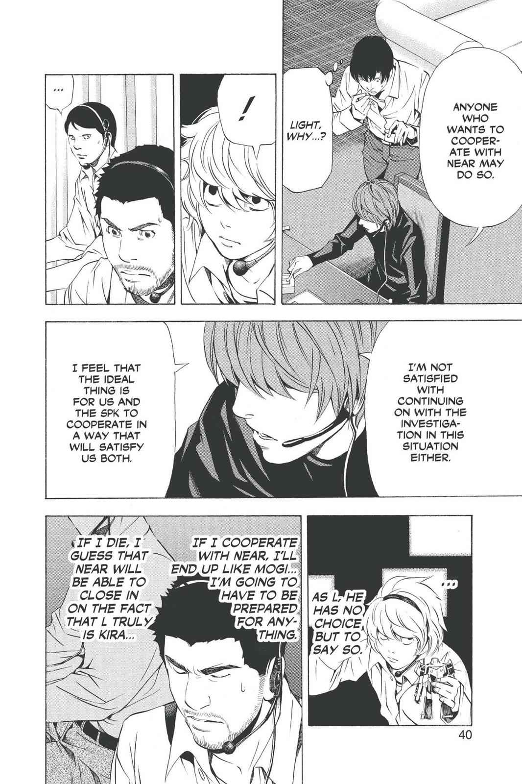 Death Note Chapter 81 Page 14