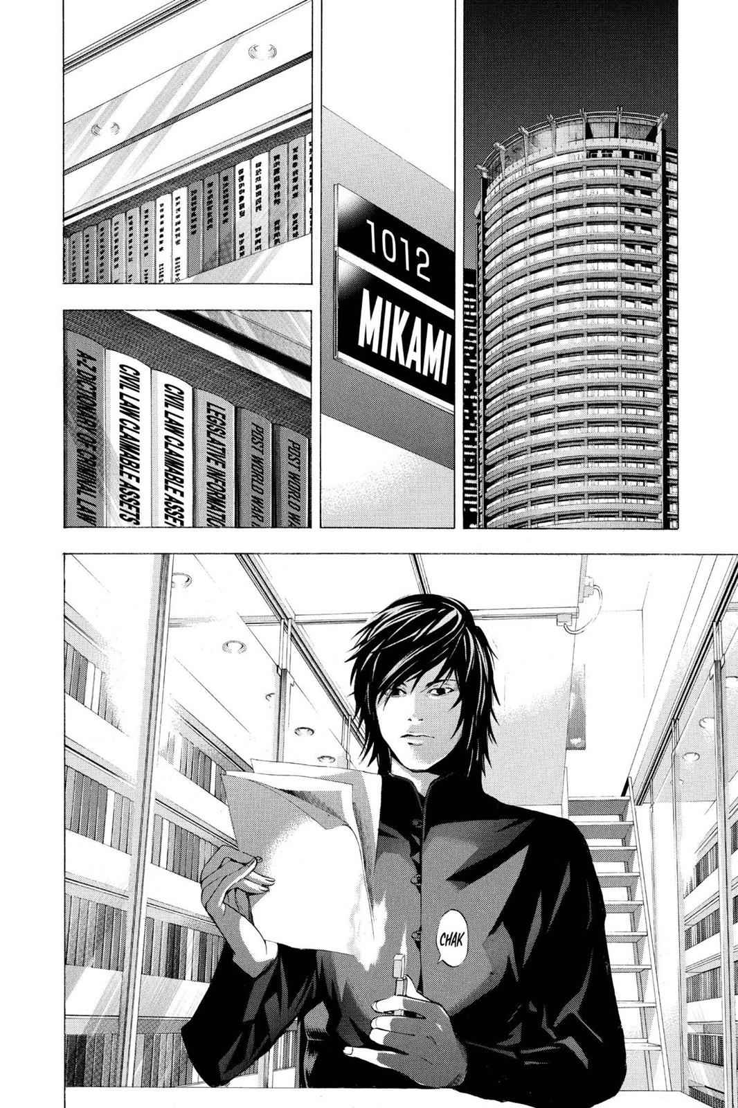 Death Note Chapter 81 Page 18