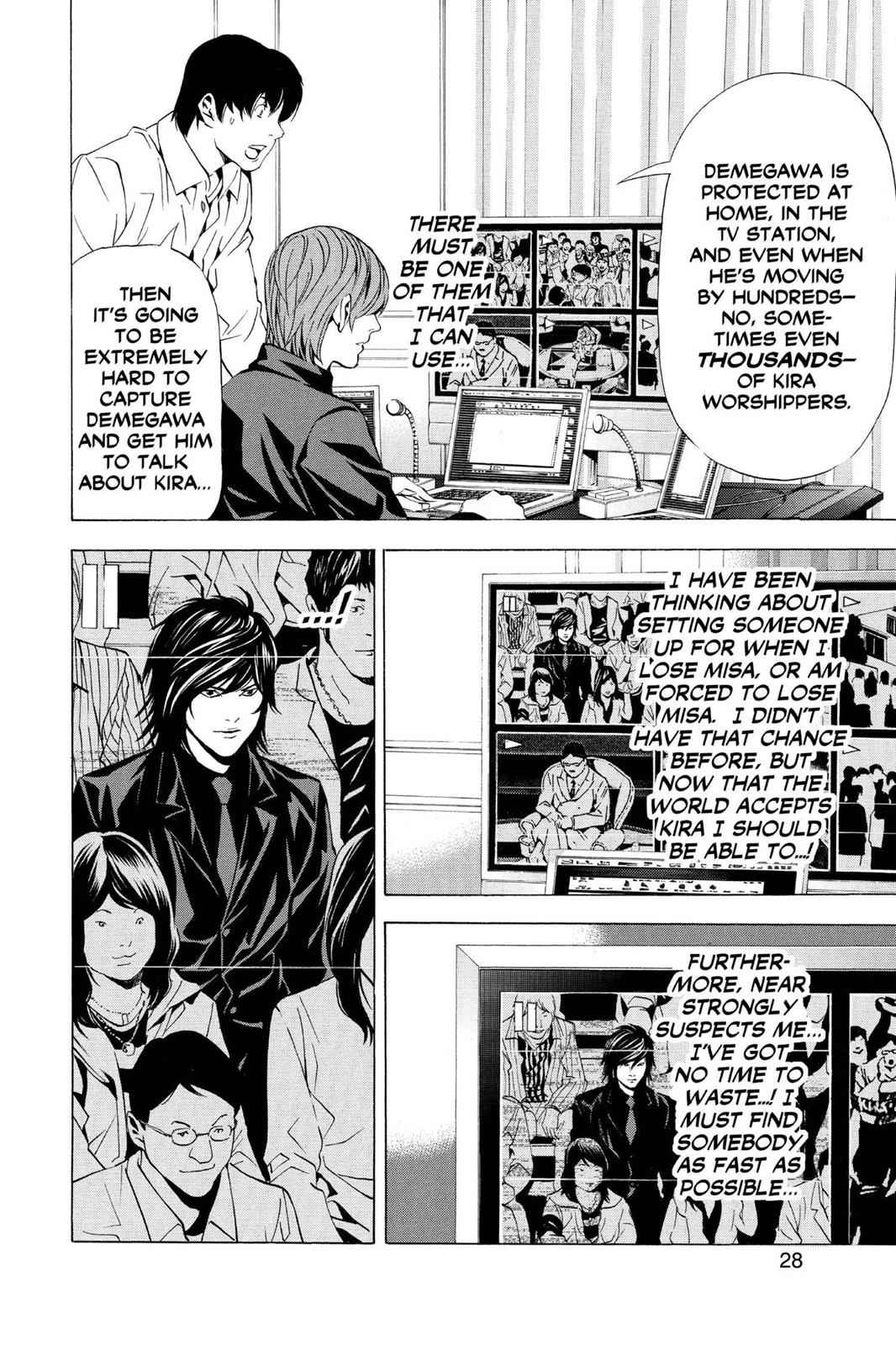 Death Note Chapter 81 Page 2