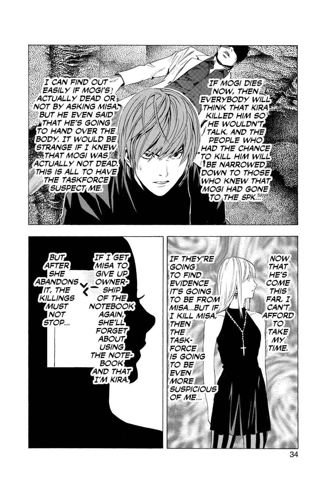 Death Note Chapter 81 Page 8