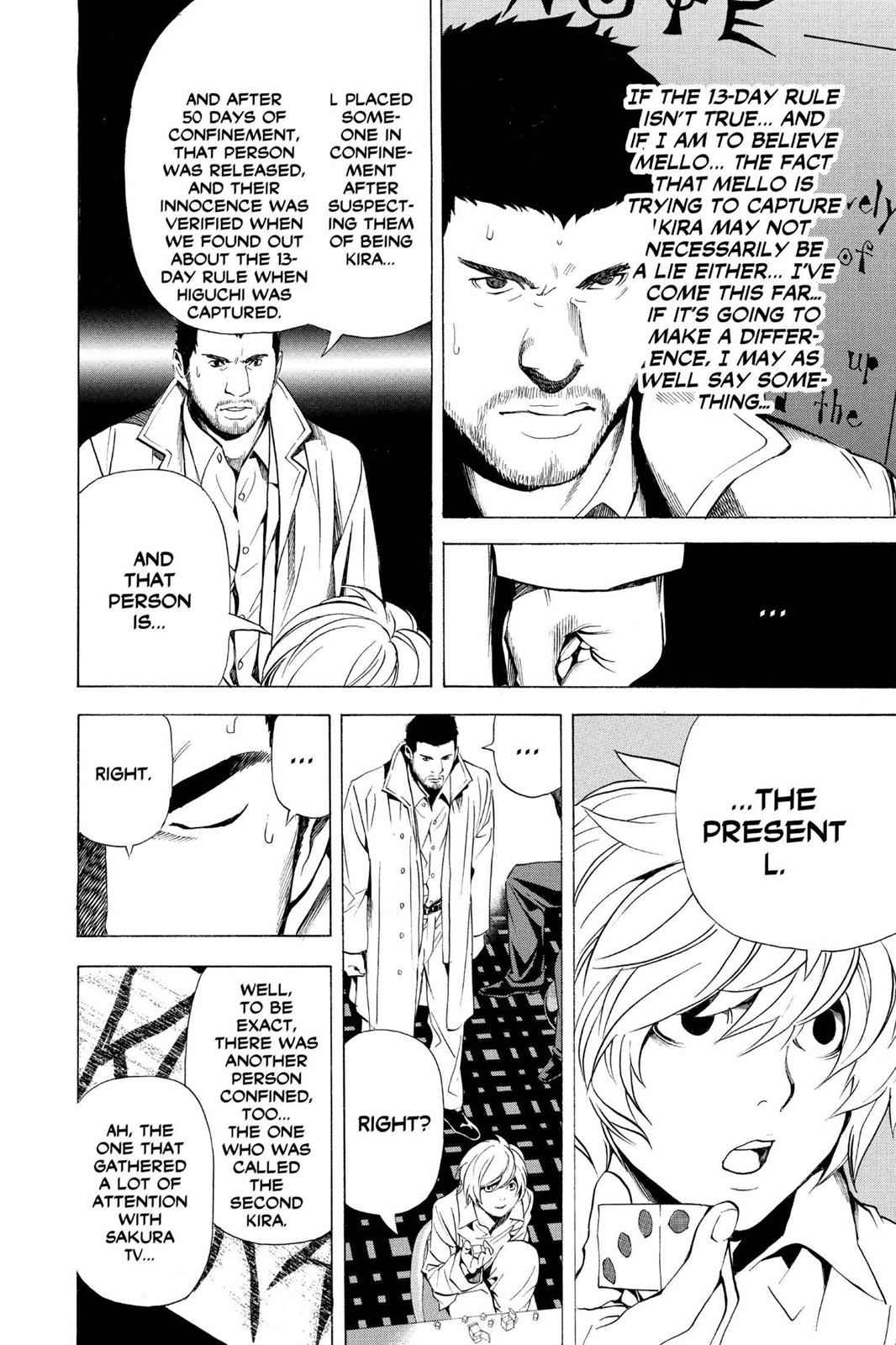 Death Note Chapter 82 Page 10