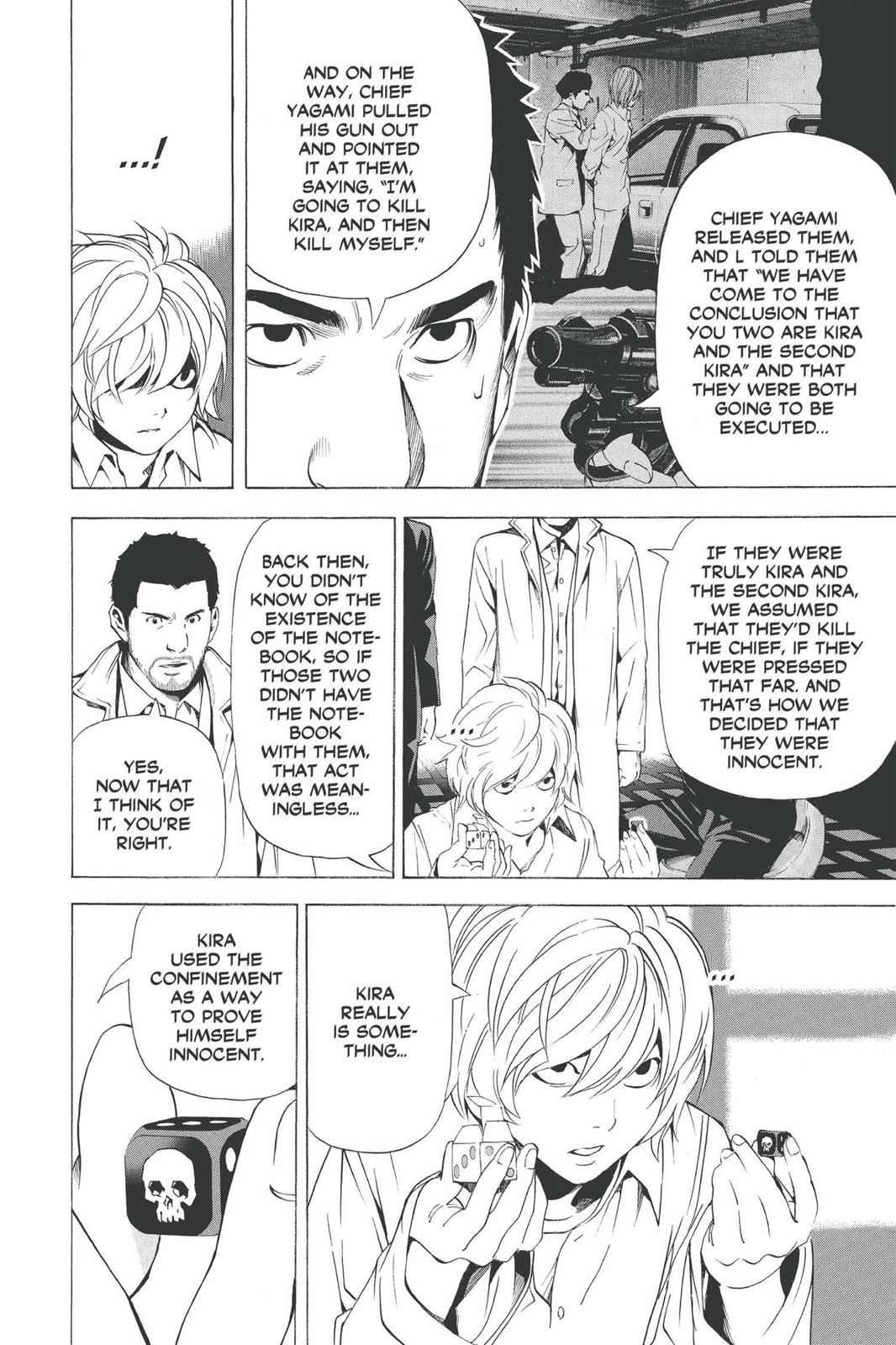 Death Note Chapter 82 Page 12