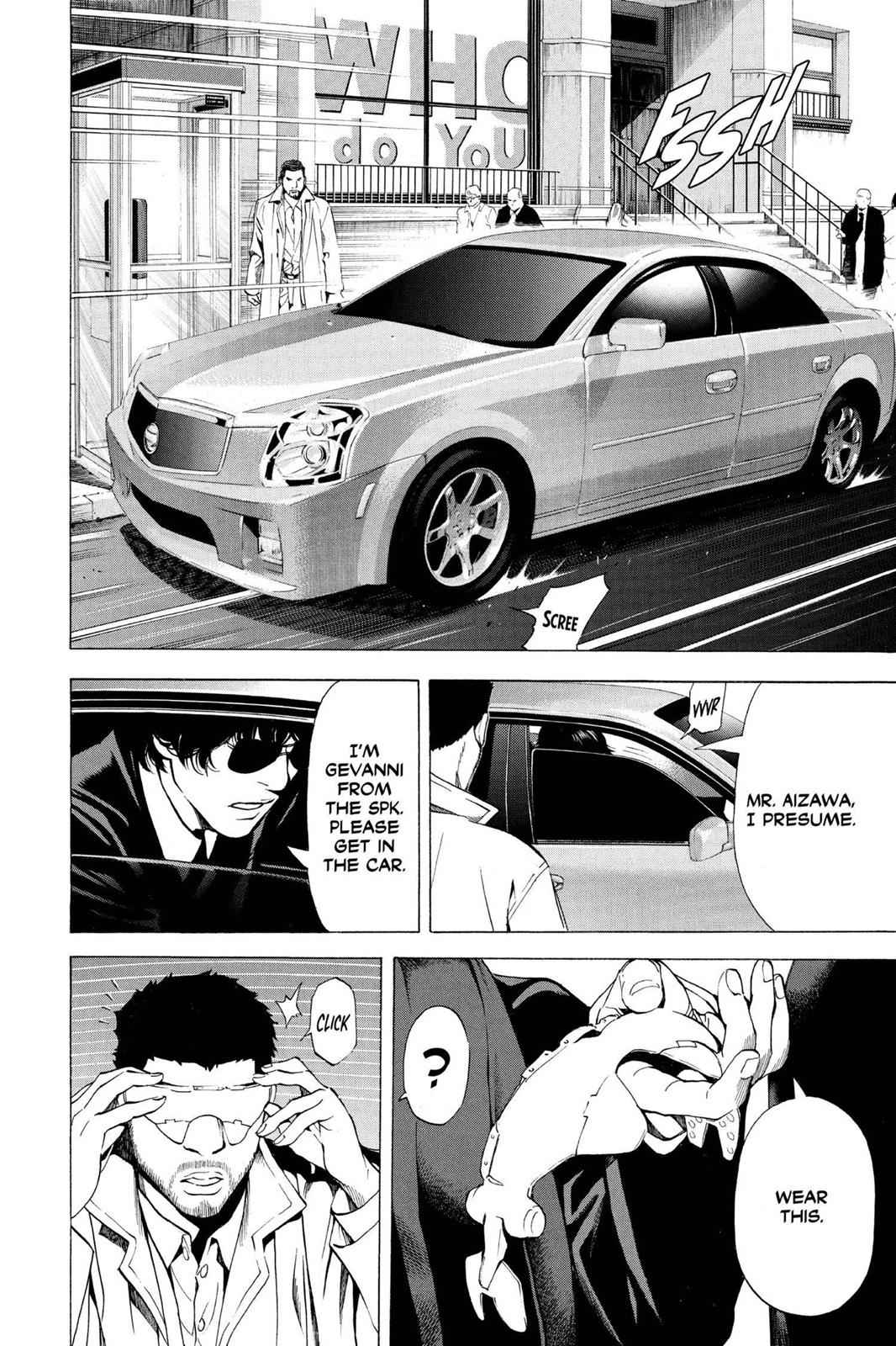 Death Note Chapter 82 Page 2