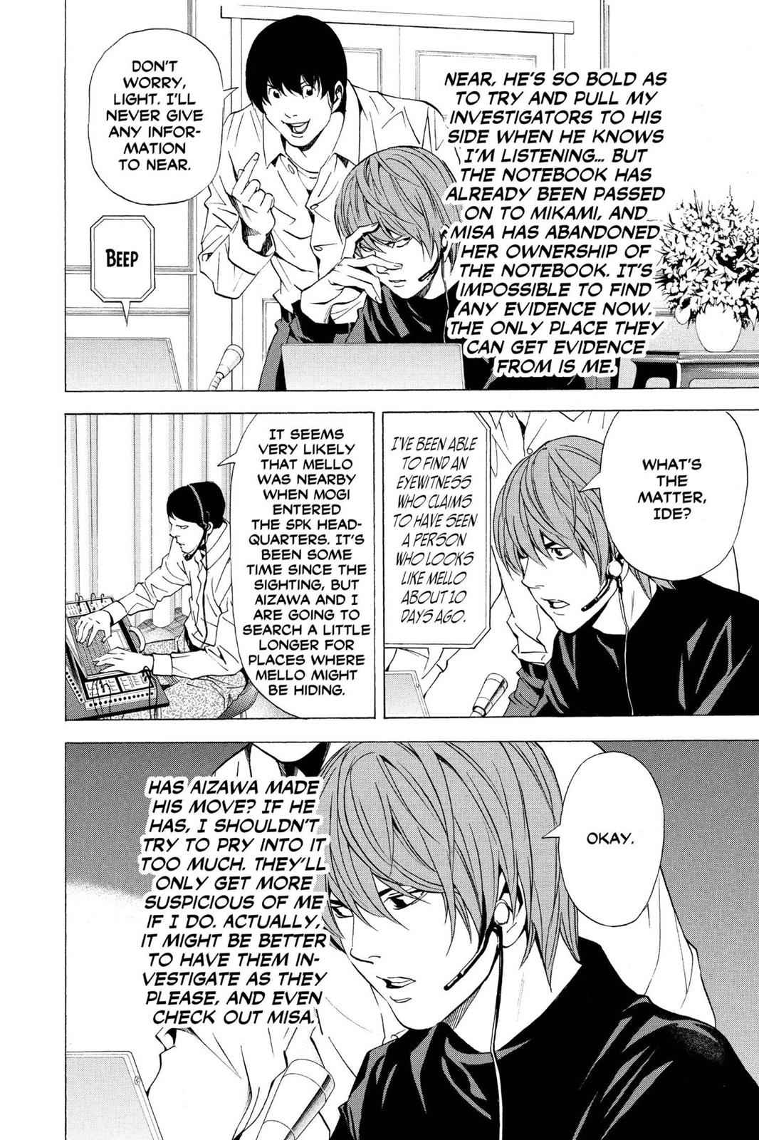 Death Note Chapter 82 Page 4