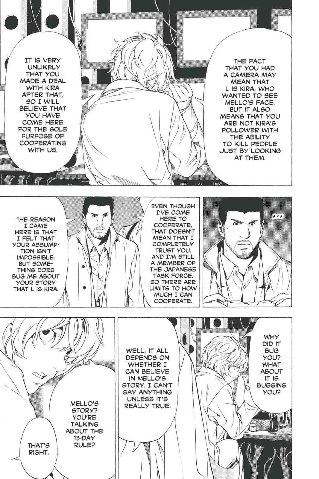 Death Note Chapter 82 Page 7