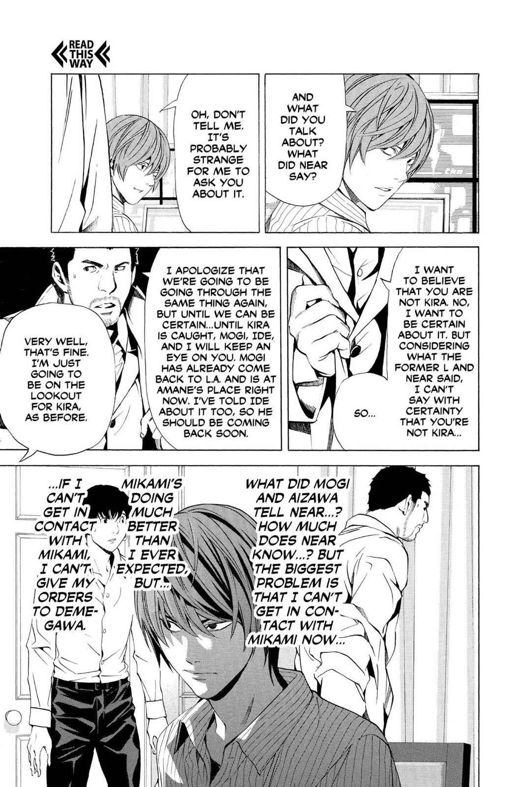 Death Note Chapter 83 Page 11