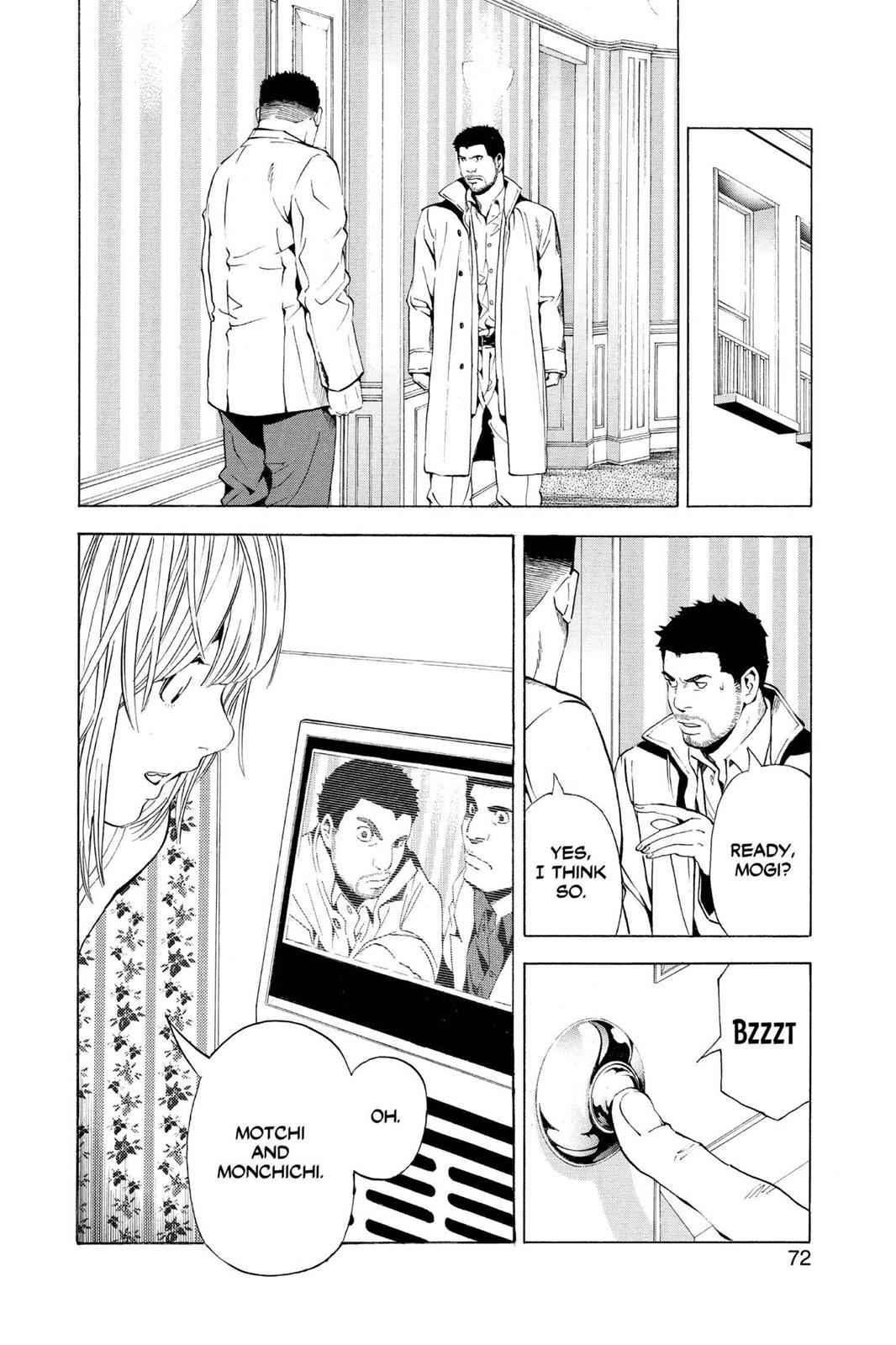 Death Note Chapter 83 Page 6