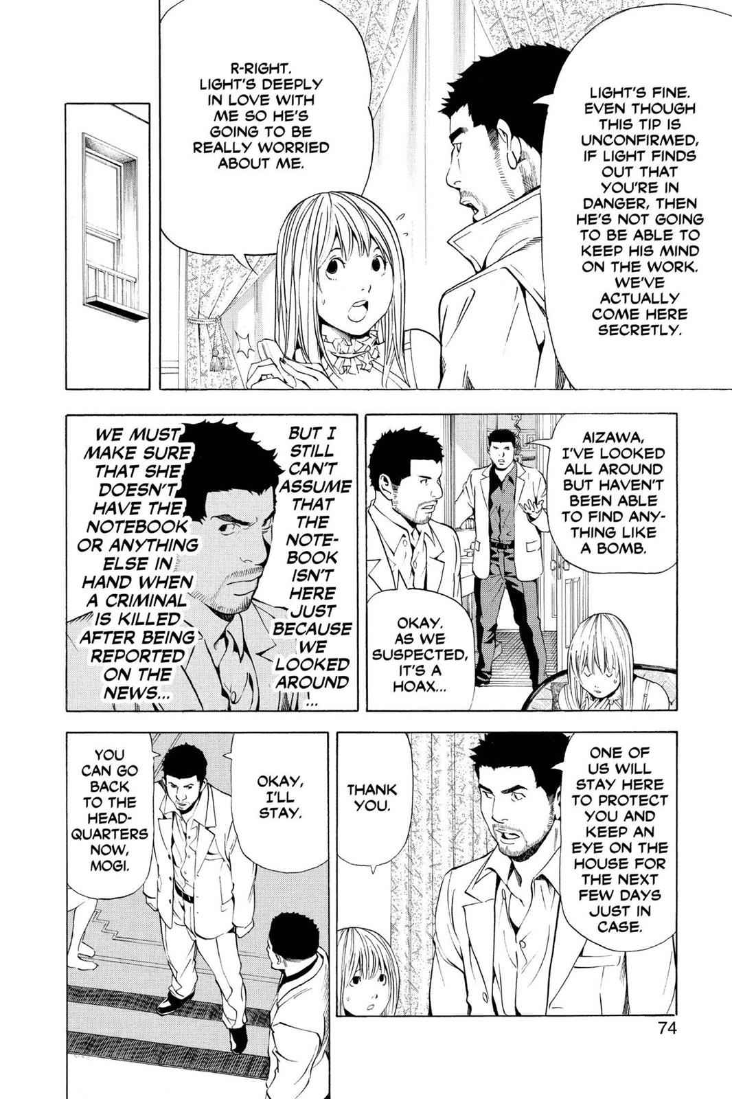 Death Note Chapter 83 Page 8