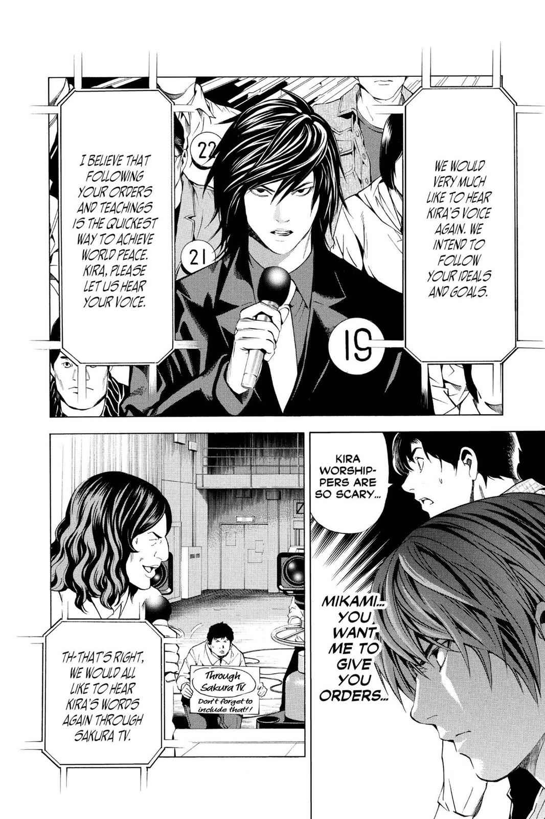 Death Note Chapter 85 Page 16