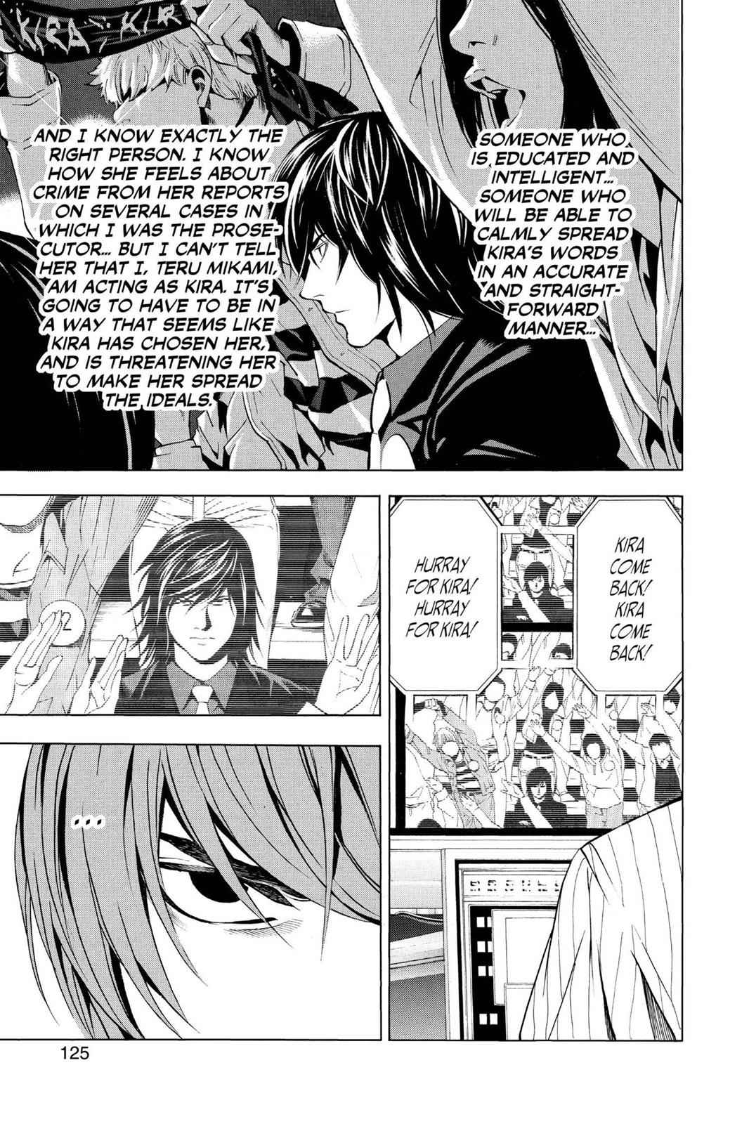 Death Note Chapter 85 Page 19