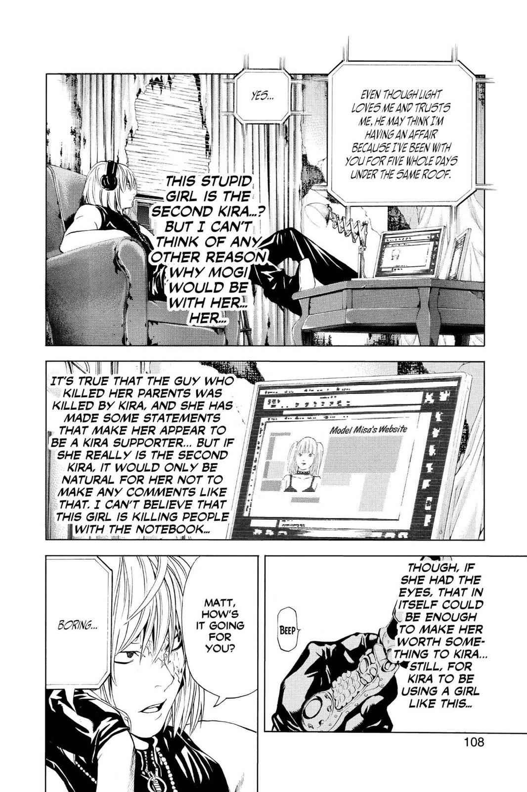Death Note Chapter 85 Page 2