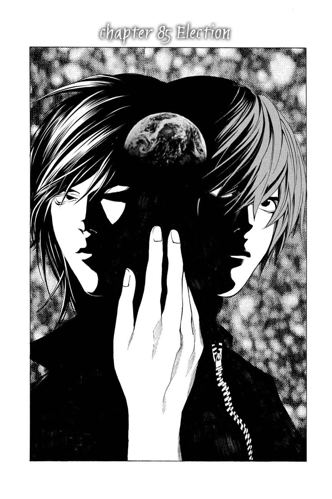 Death Note Chapter 85 Page 4