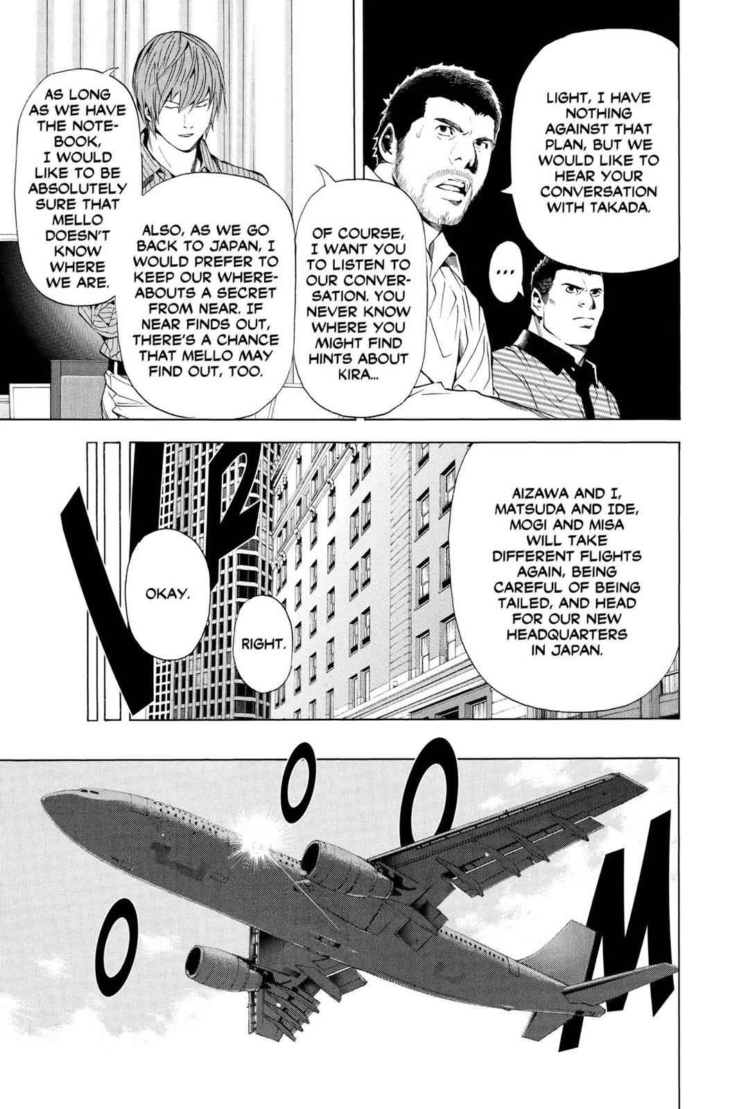 Death Note Chapter 86 Page 13