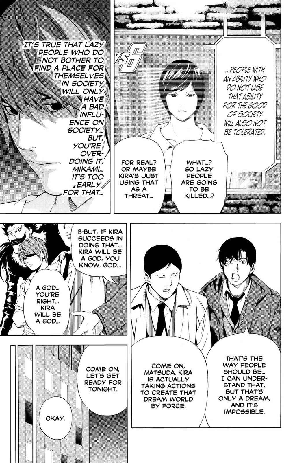 Death Note Chapter 87 Page 11