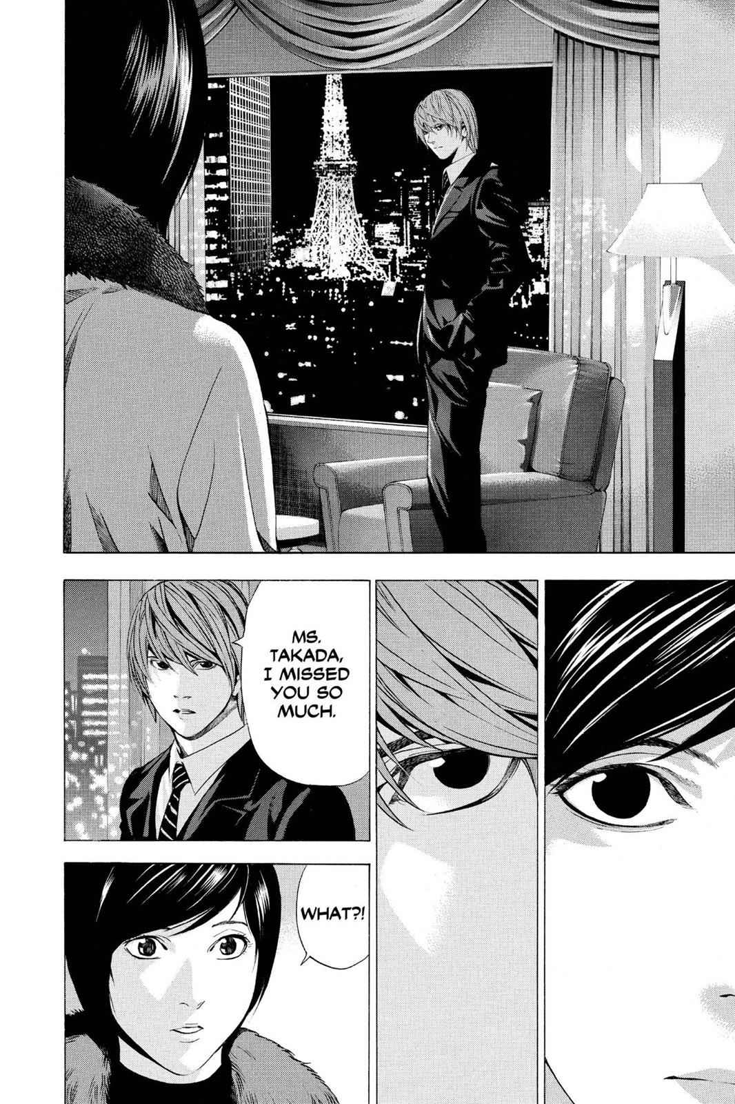 Death Note Chapter 87 Page 14