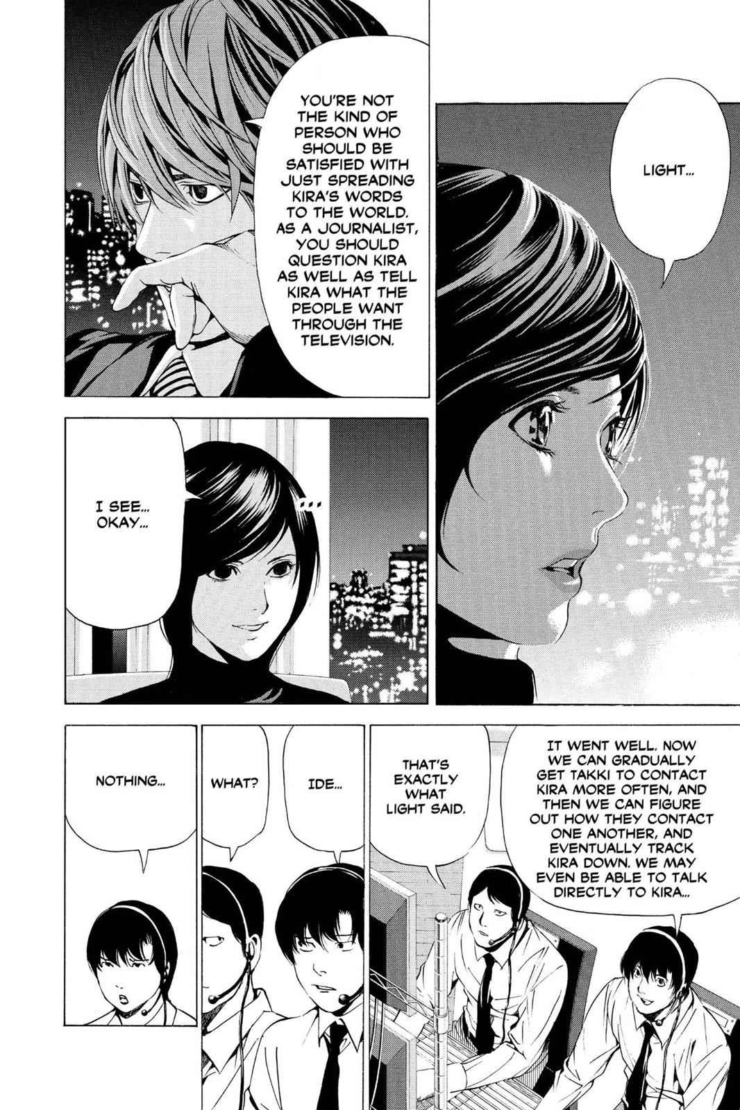 Death Note Chapter 87 Page 16