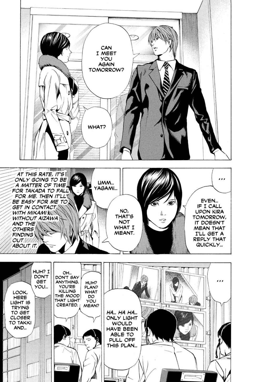 Death Note Chapter 87 Page 19