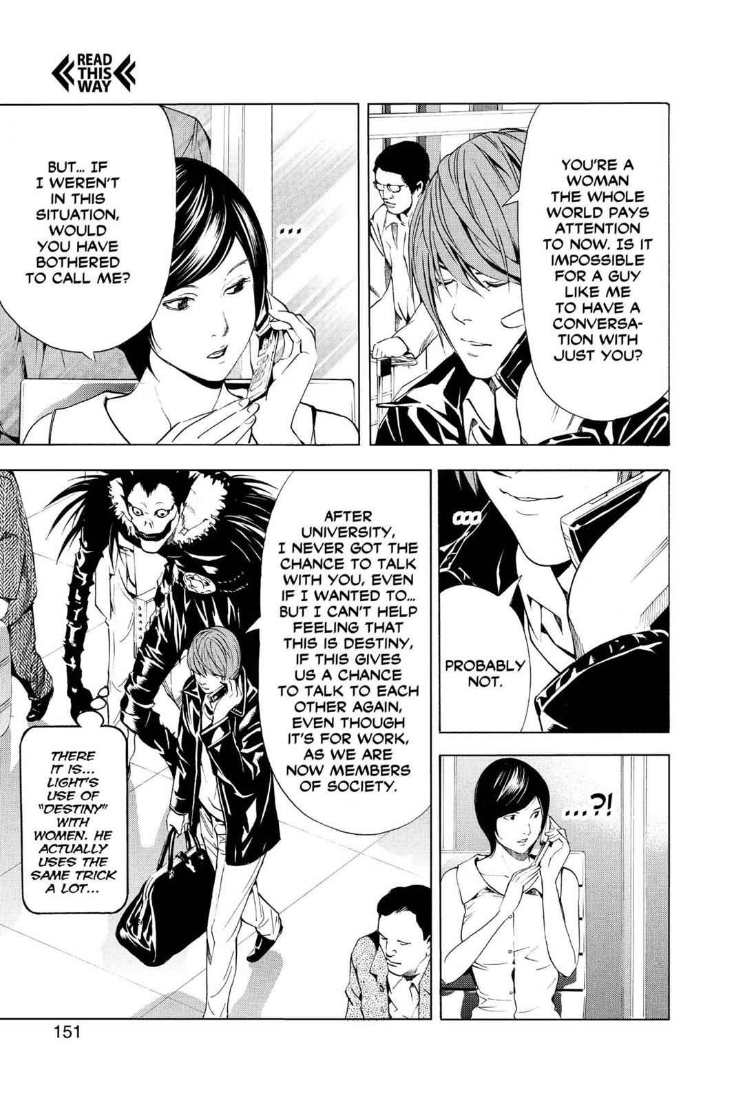 Death Note Chapter 87 Page 3