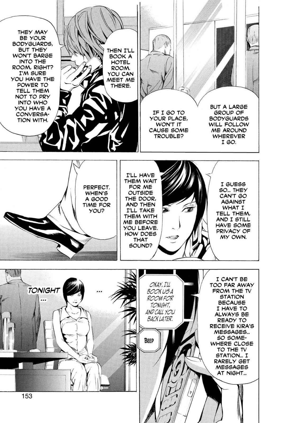 Death Note Chapter 87 Page 5