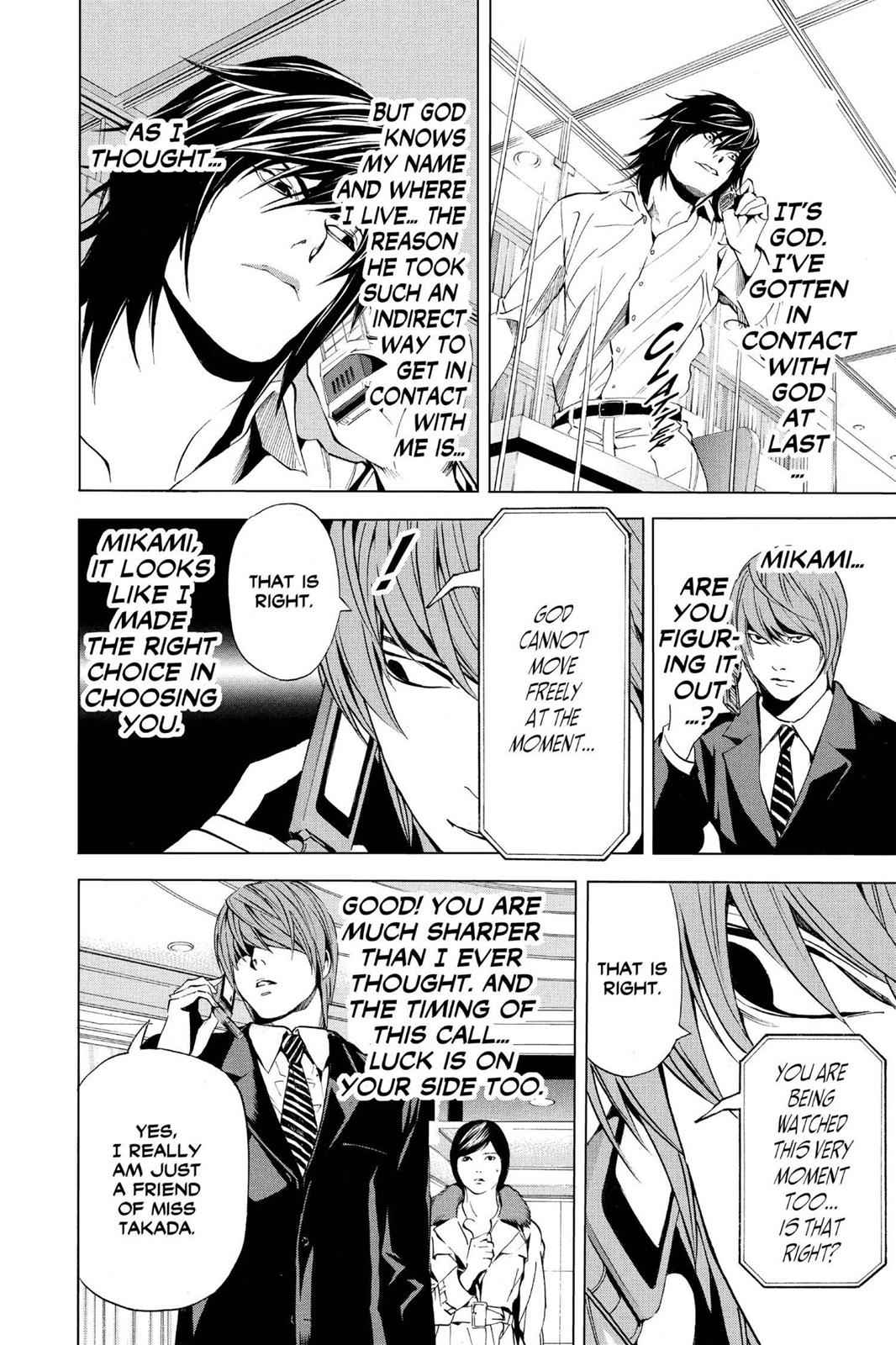 Death Note Chapter 88 Page 14