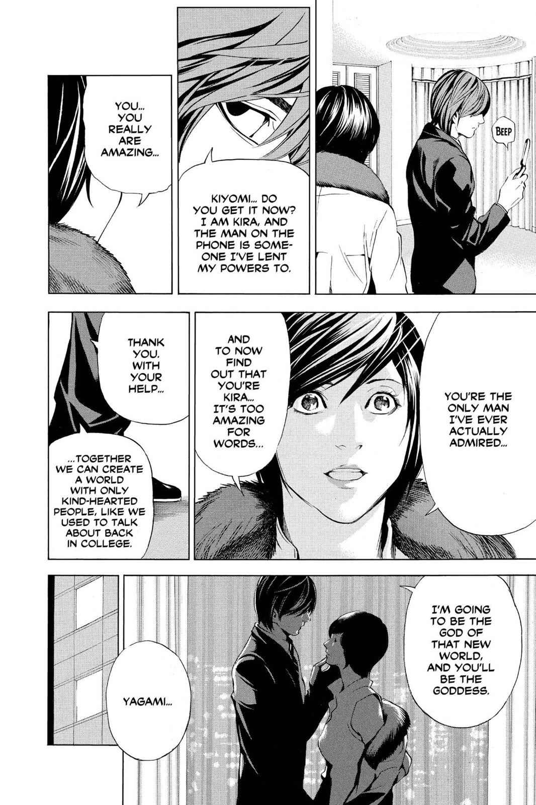 Death Note Chapter 88 Page 18