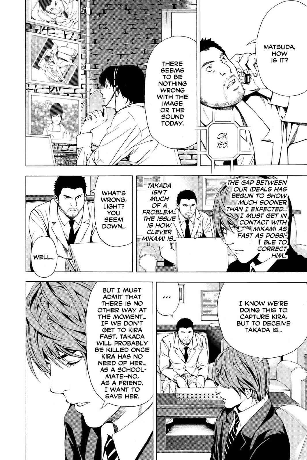 Death Note Chapter 88 Page 2