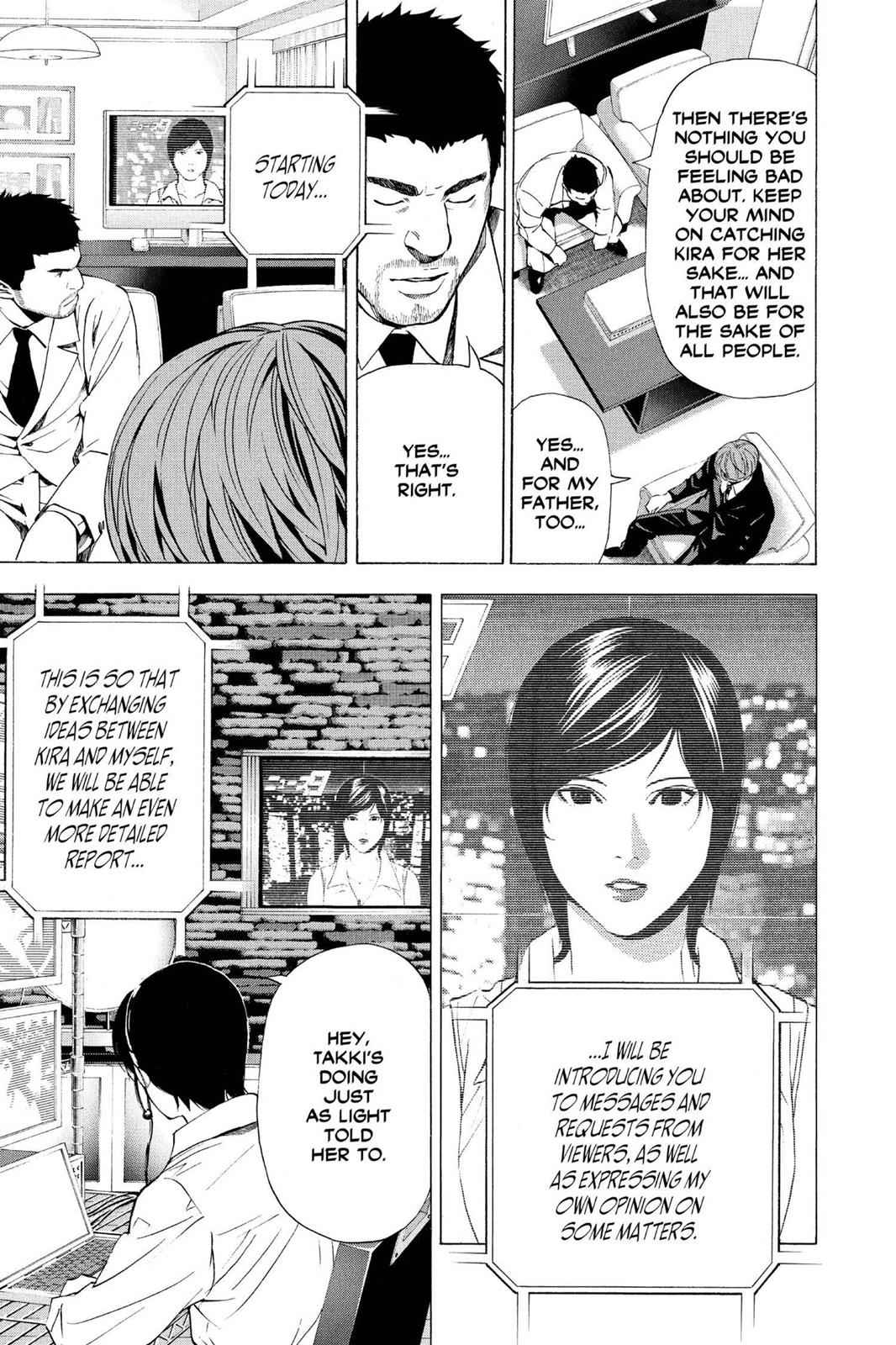 Death Note Chapter 88 Page 3