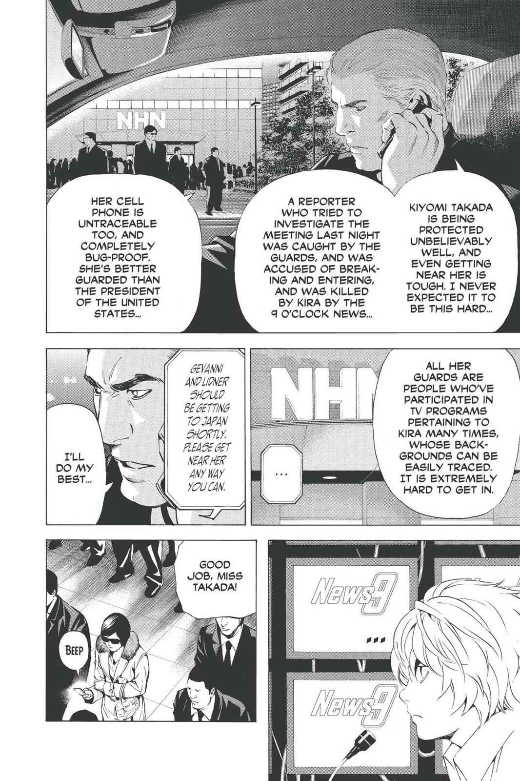 Death Note Chapter 88 Page 6
