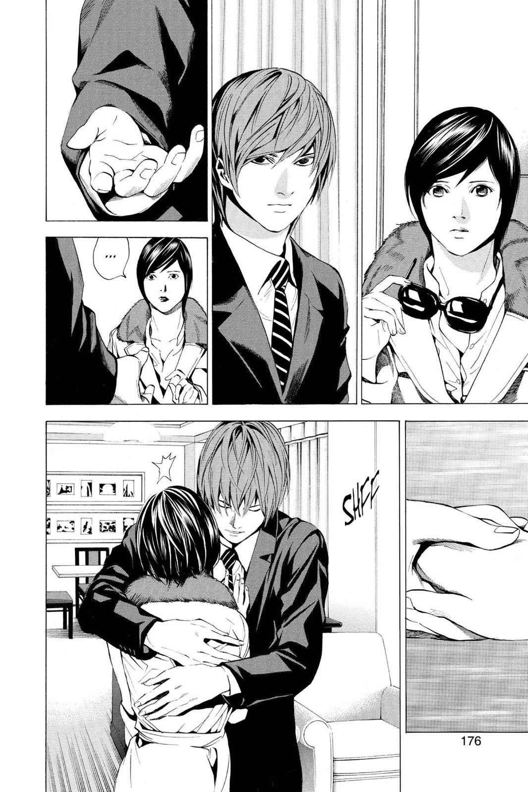 Death Note Chapter 88 Page 8