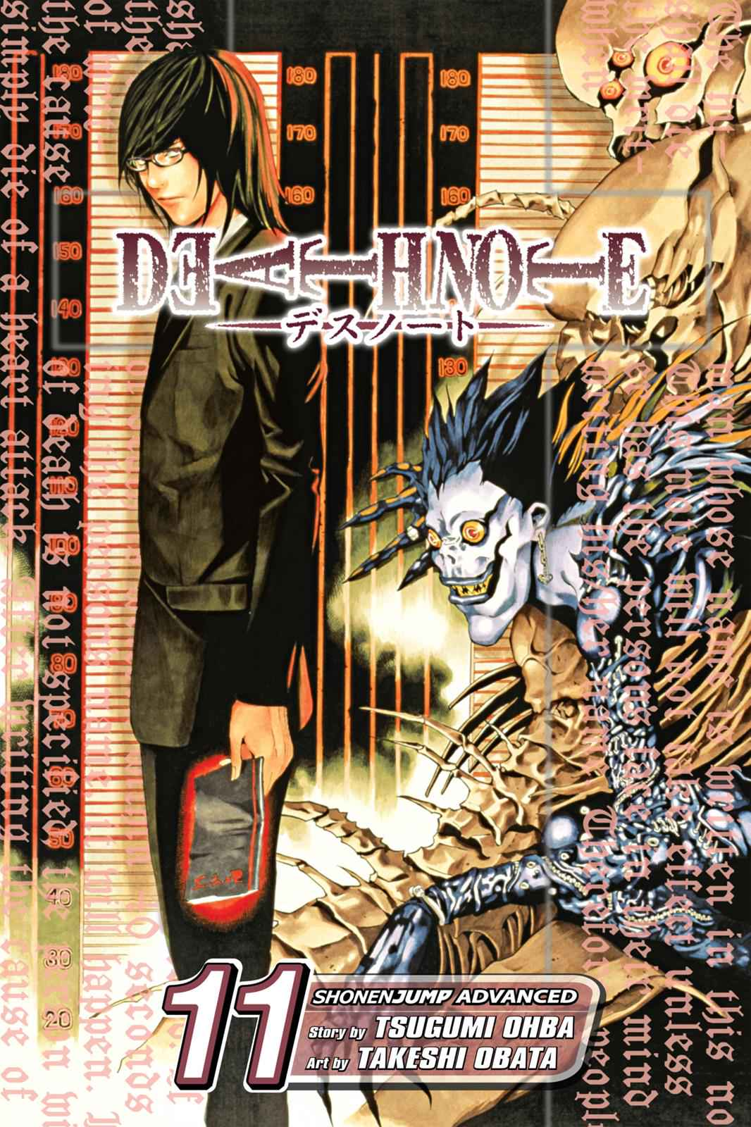 Death Note Chapter 89 Page 1