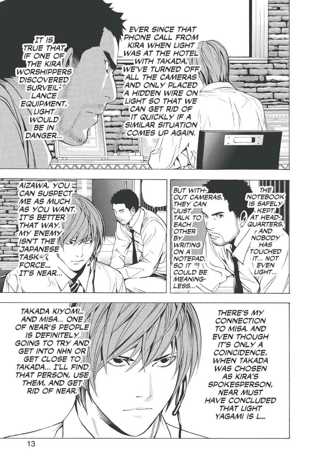 Death Note Chapter 89 Page 12