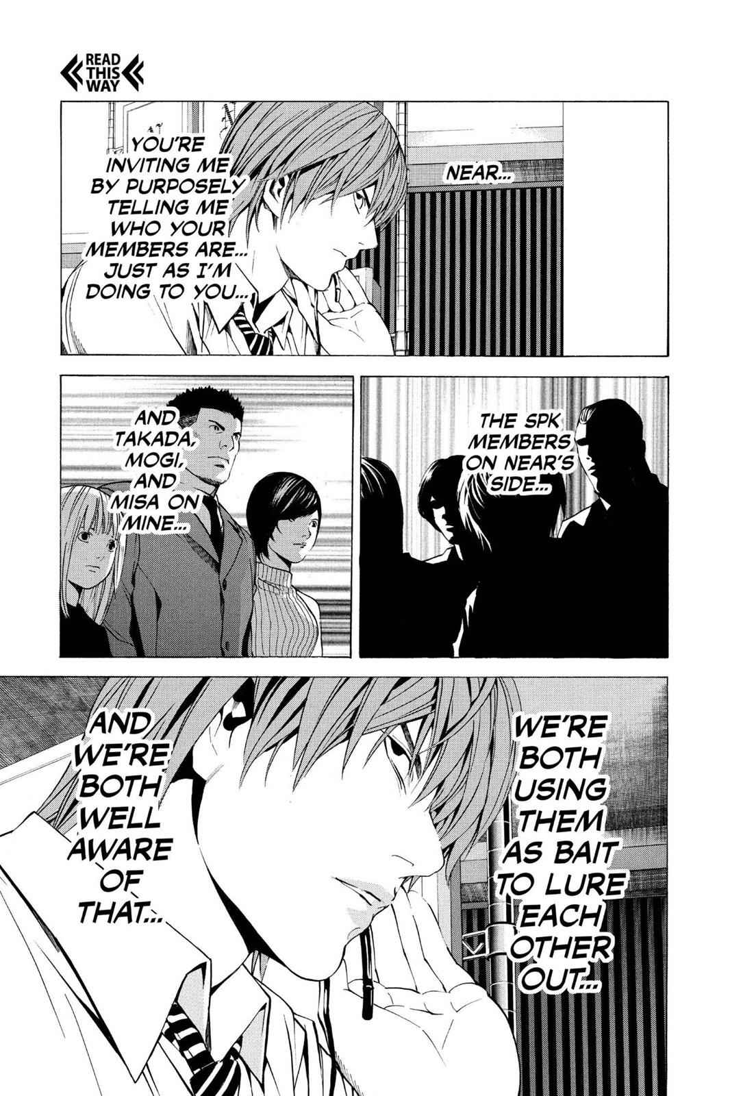Death Note Chapter 89 Page 20