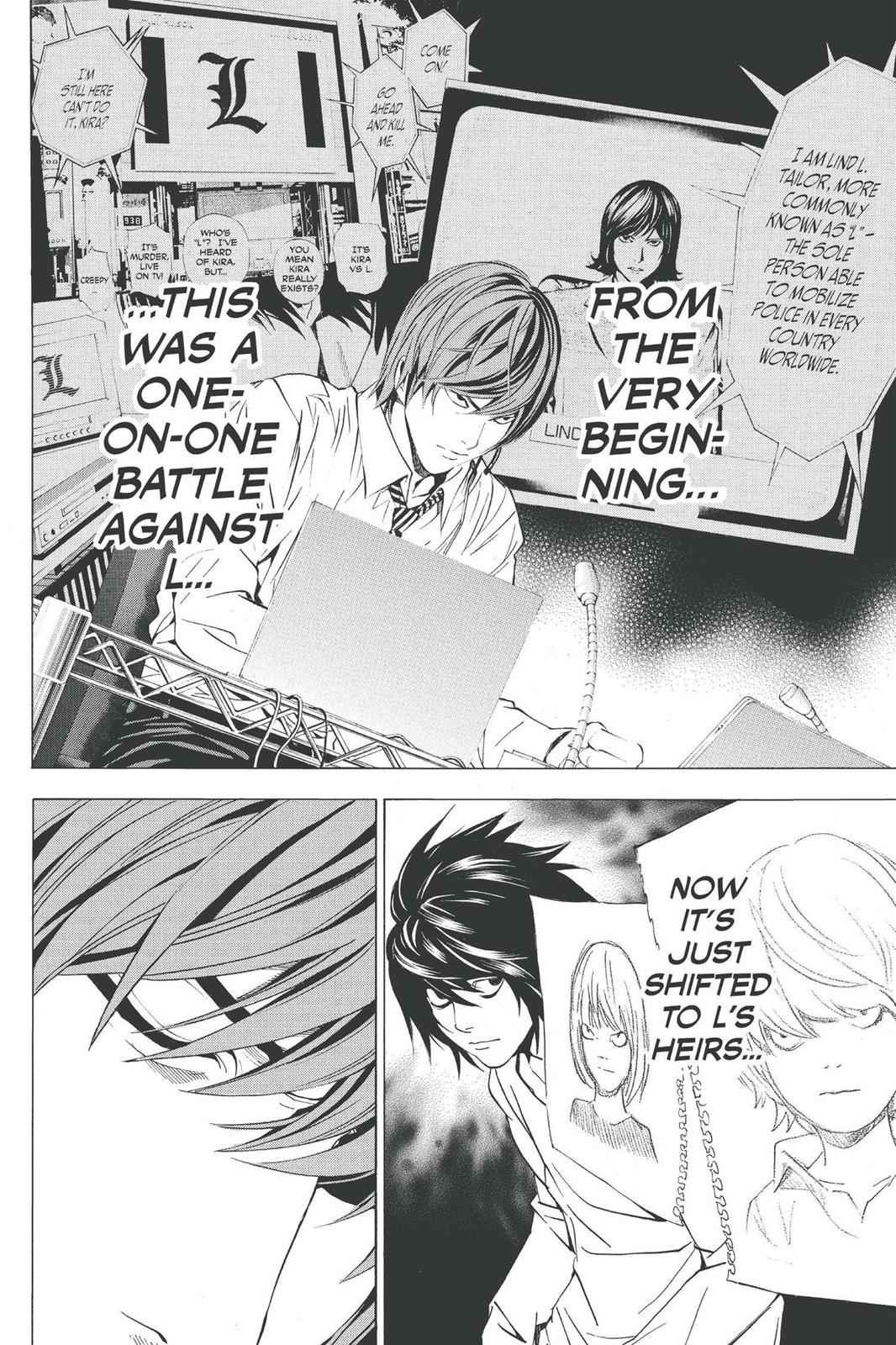 Death Note Chapter 89 Page 25