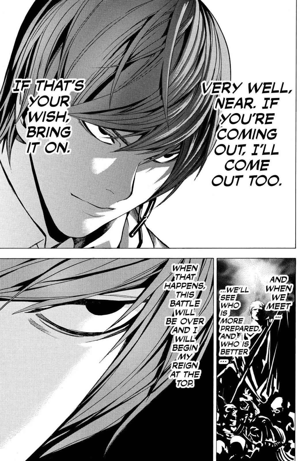 Death Note Chapter 89 Page 26