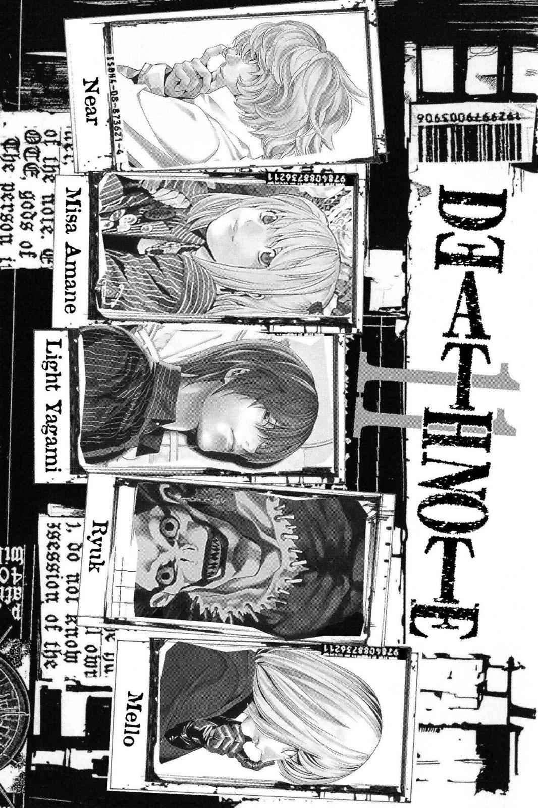 Death Note Chapter 89 Page 5