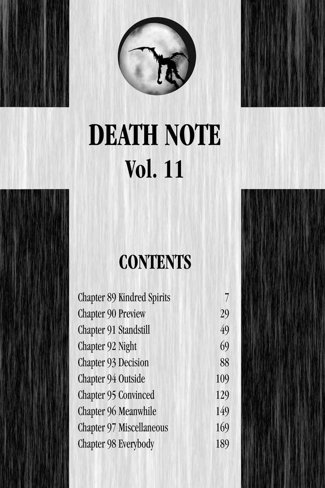 Death Note Chapter 89 Page 7