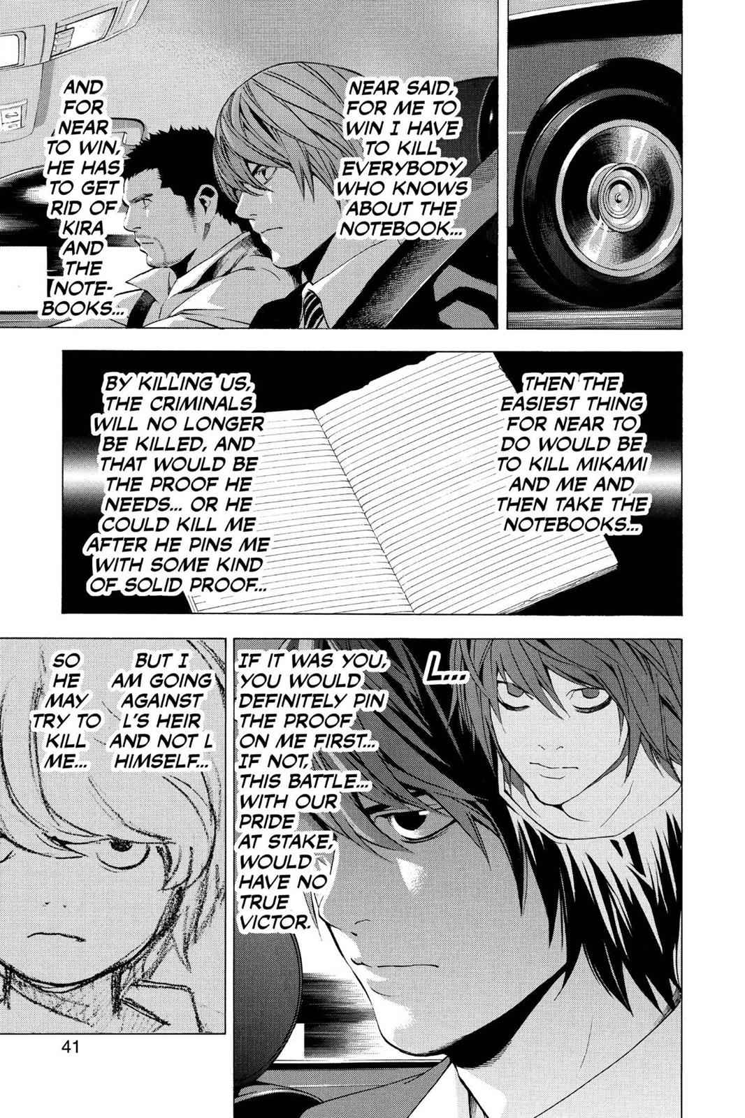 Death Note Chapter 90 Page 13