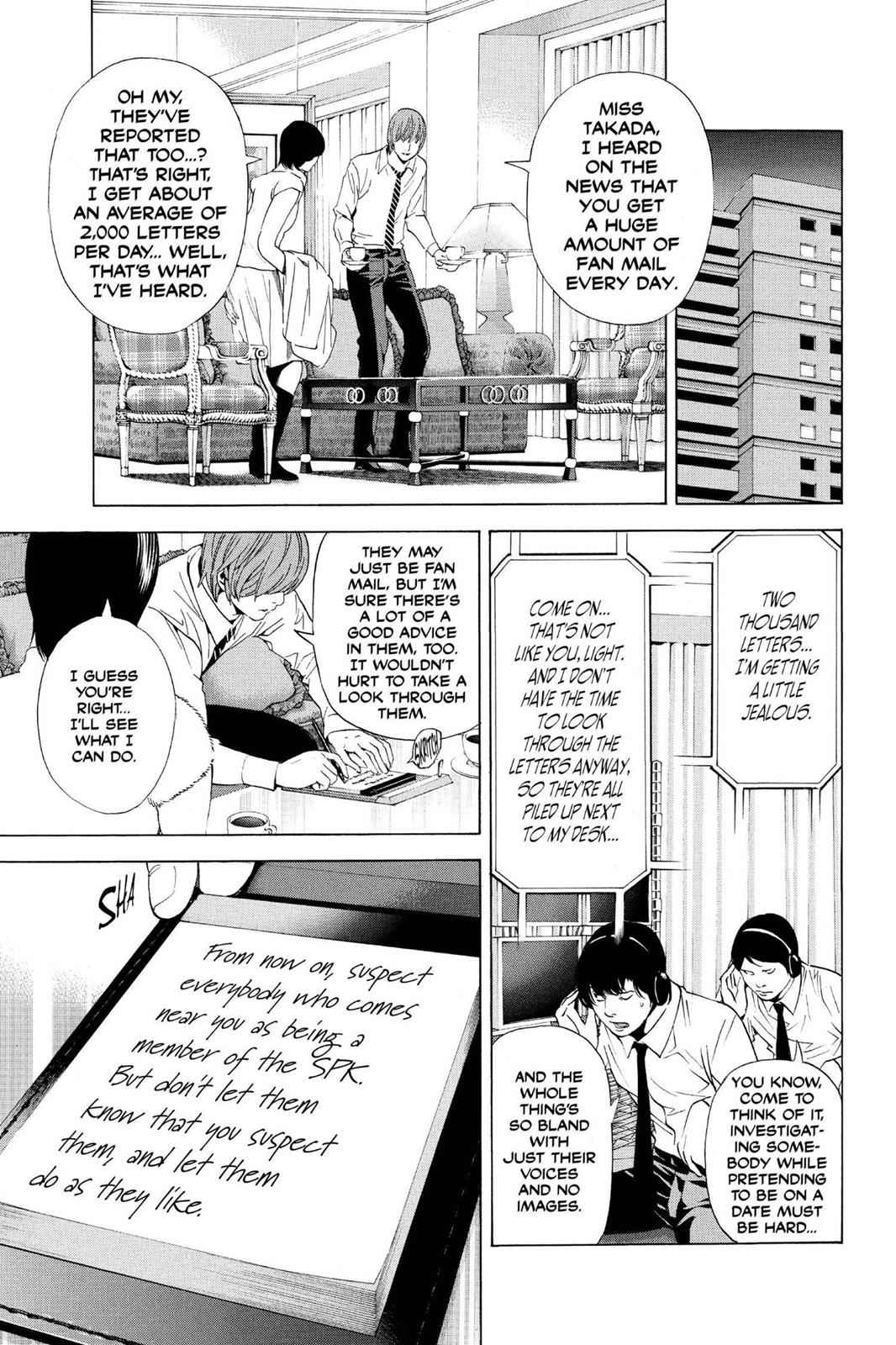 Death Note Chapter 90 Page 15