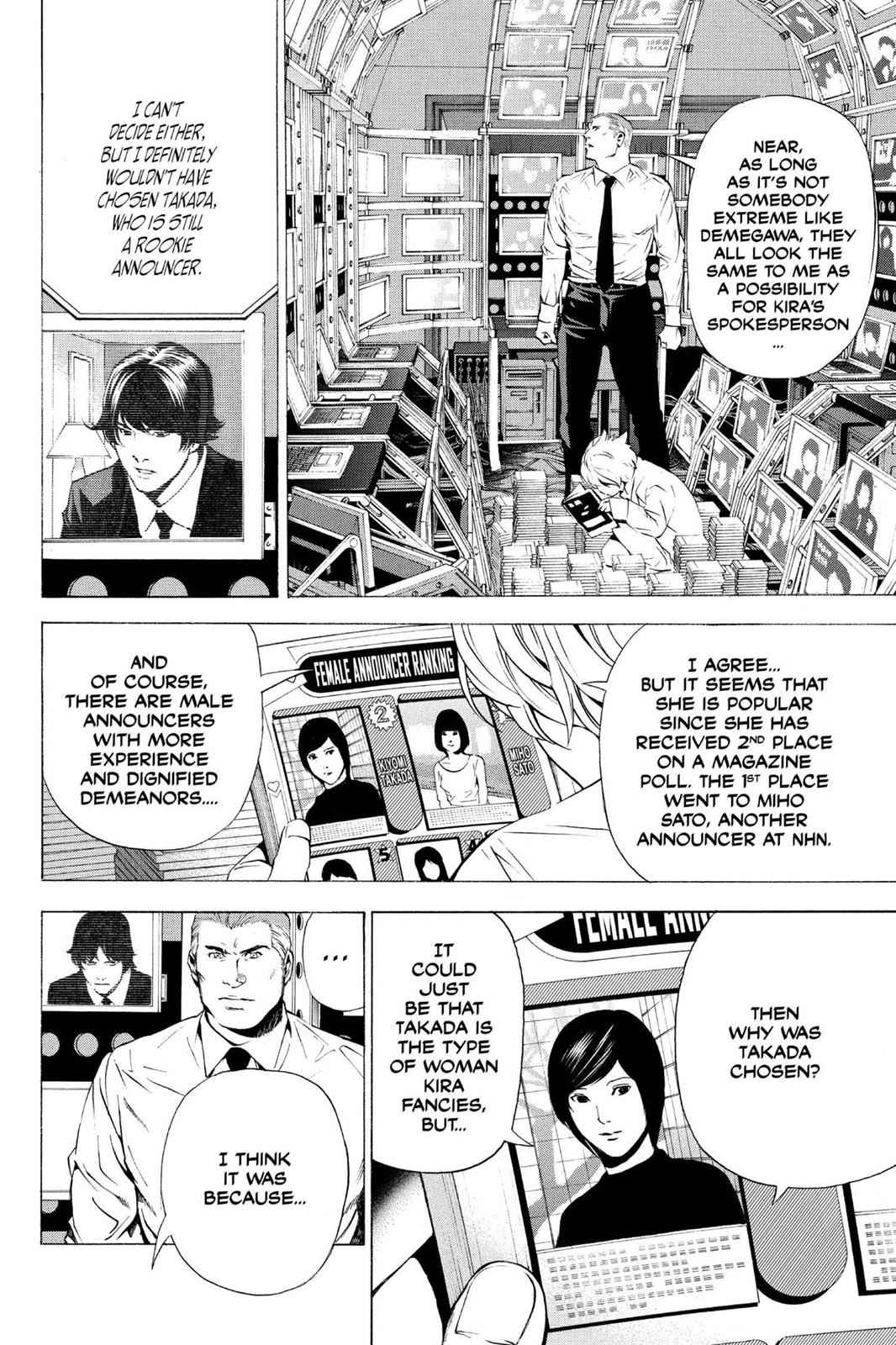Death Note Chapter 91 Page 10