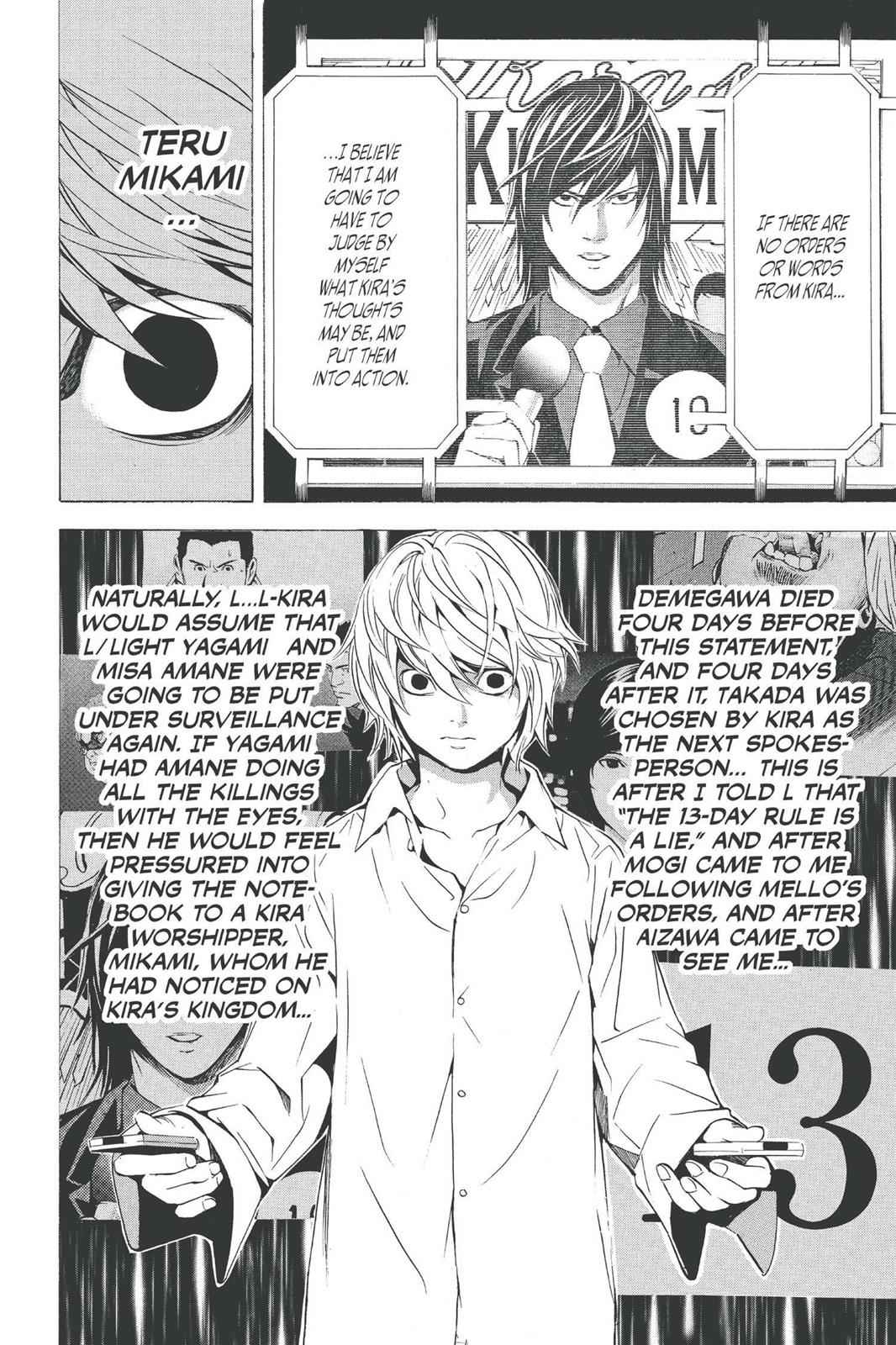 Death Note Chapter 91 Page 18