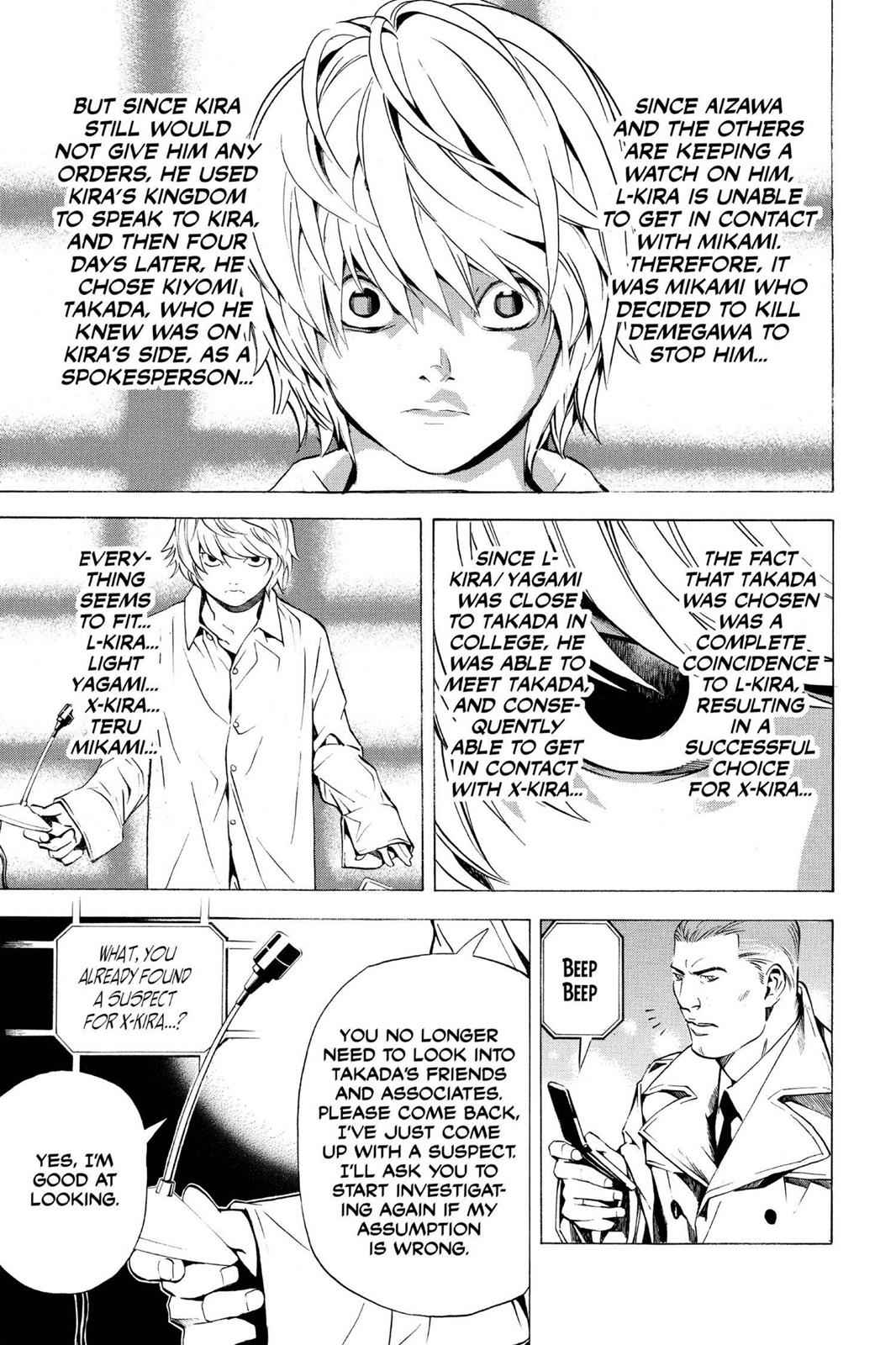 Death Note Chapter 91 Page 19