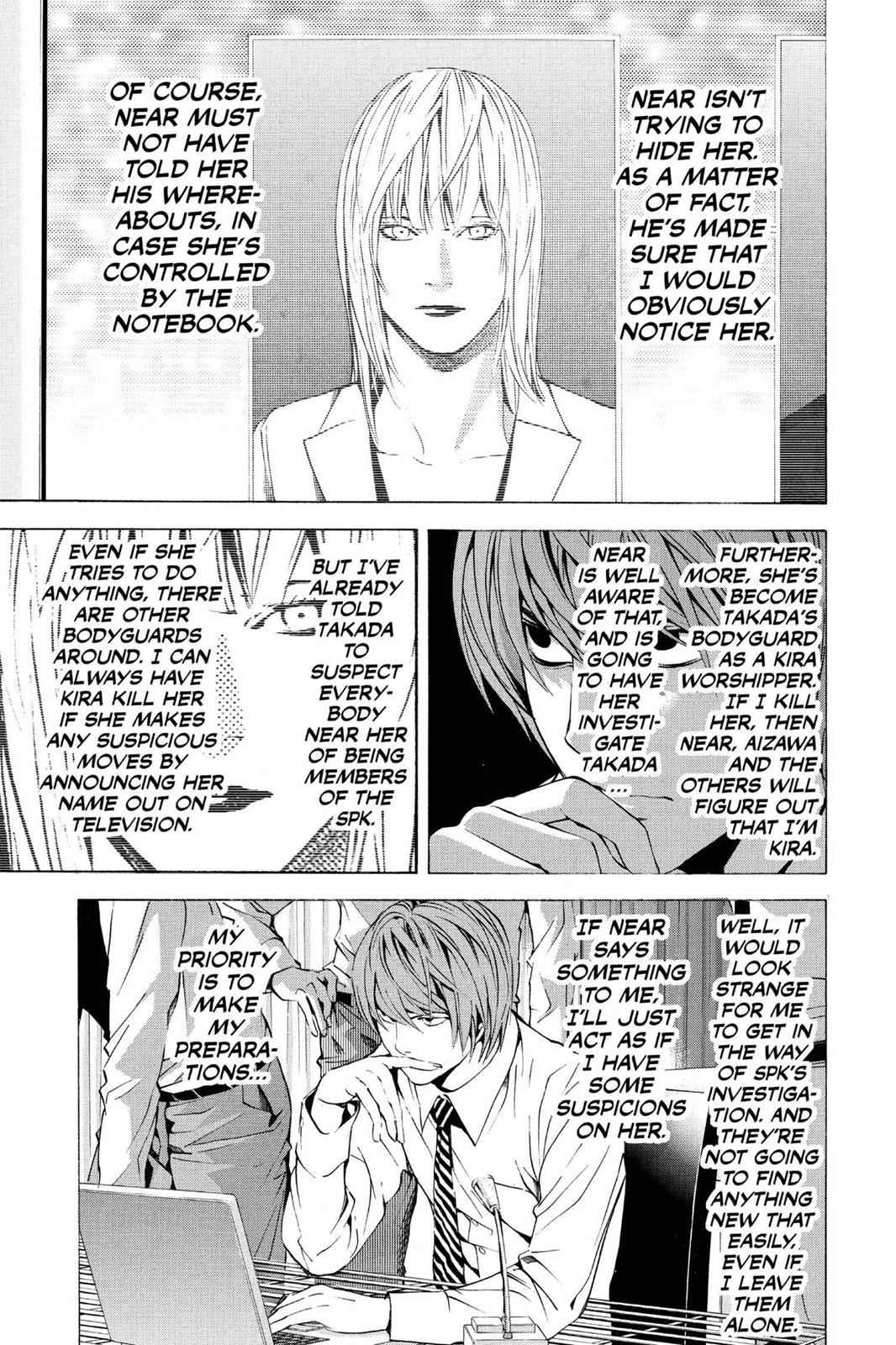 Death Note Chapter 91 Page 3