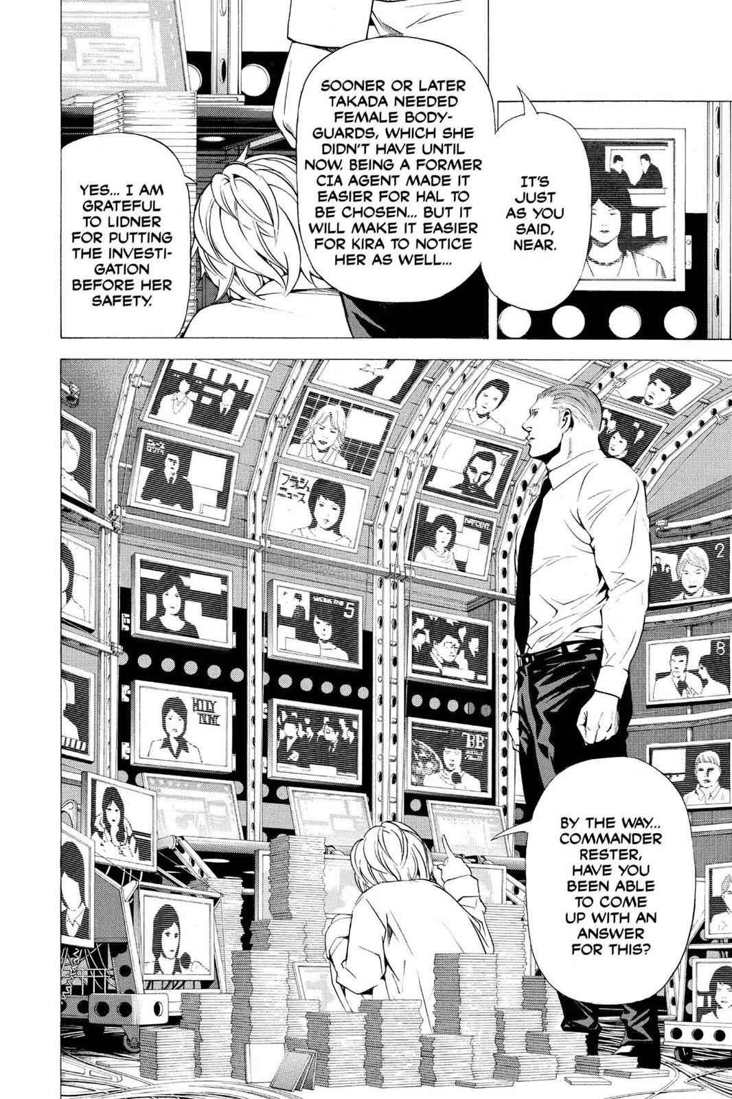 Death Note Chapter 91 Page 4