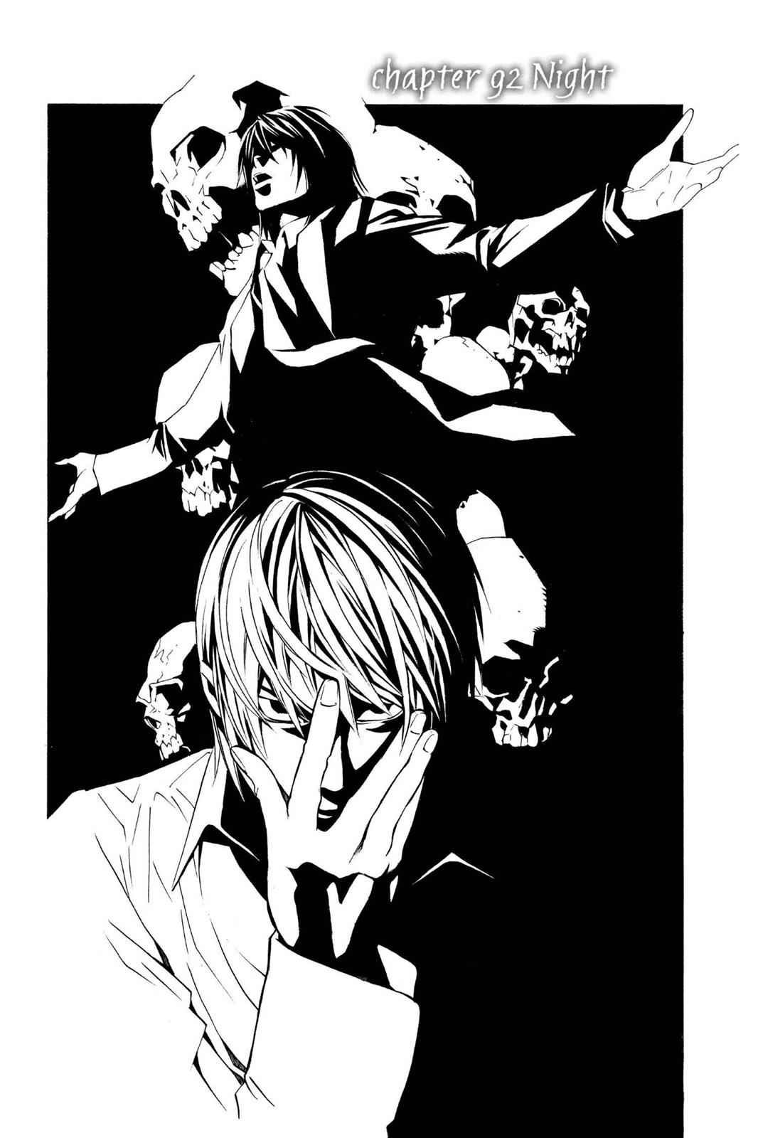 Death Note Chapter 92 Page 1