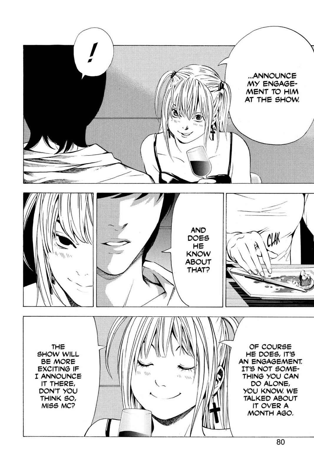 Death Note Chapter 92 Page 12