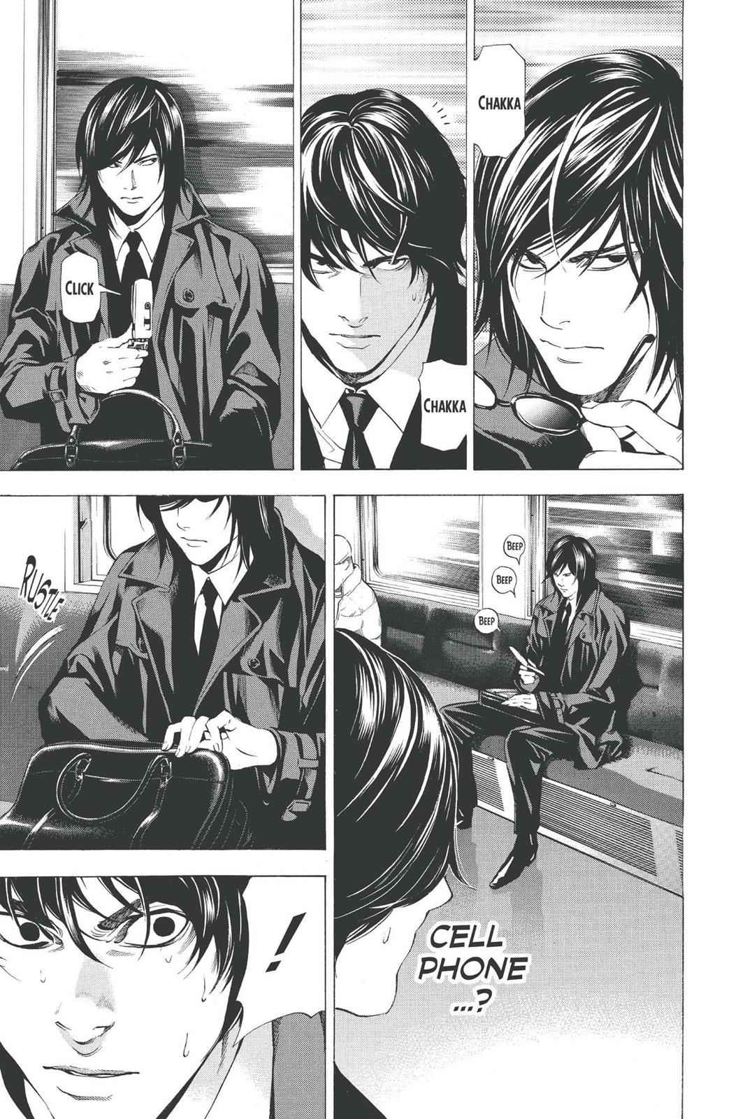 Death Note Chapter 92 Page 17