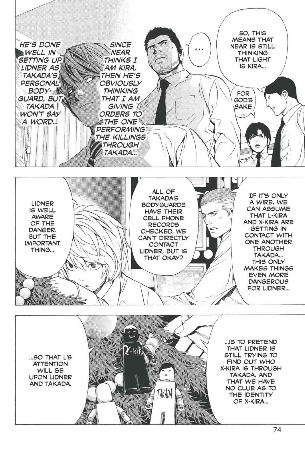 Death Note Chapter 92 Page 6