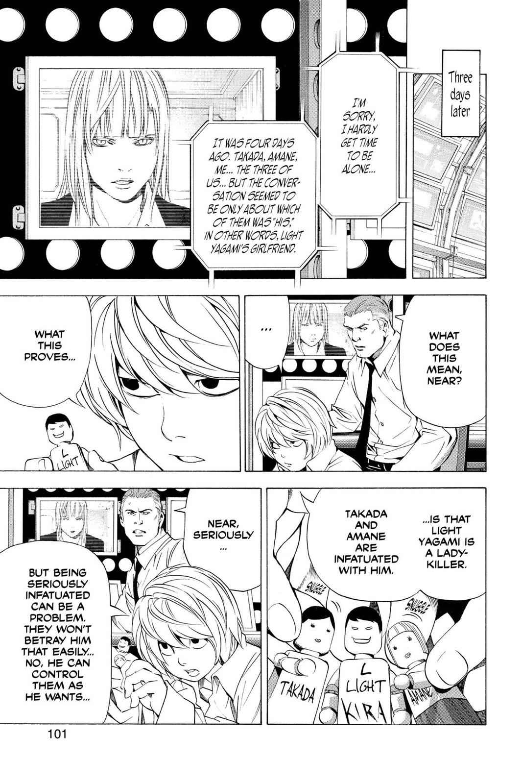 Death Note Chapter 93 Page 14