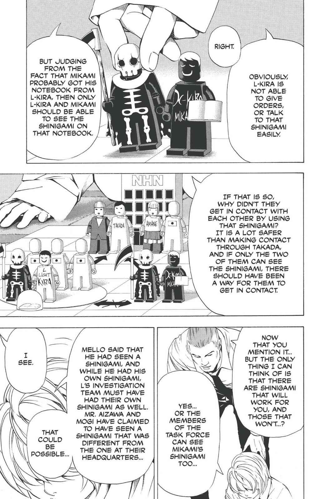 Death Note Chapter 93 Page 16